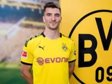 Officiel: Thomas Meunier rejoint Axel Witsel et Thorgan Hazard