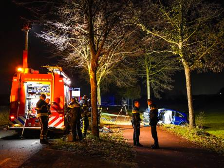 Dode bij ongeluk op Liesbosweg in Etten-Leur