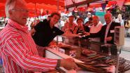 Vlaamse en Nederlandse specialiteiten ontdekken op Grensfeesten