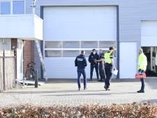 Politie valt bedrijfspand in Elburg binnen: man (41) aangehouden