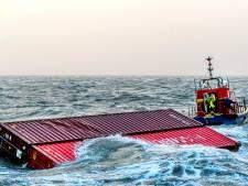 'Slagboom' op zee moet ramp met containers boven Waddengebied voorkomen