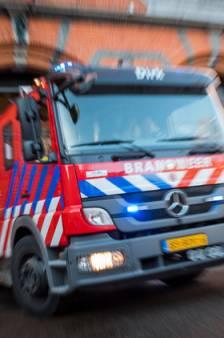 Persoon overreden door heftruck aan Karel Doormanweg in Schiedam