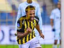 Openda op zoek naar goals bij Vitesse: VVV is een incident