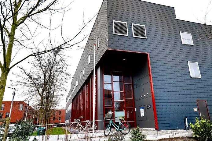 De daklozen komen mogelijk in het Antes-gebouw, het vroegere Delta Psychiatrisch Ziekenhuis in Spijkenisse.