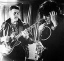Paul Couter met Arno, in de tijd van Tjens Couter
