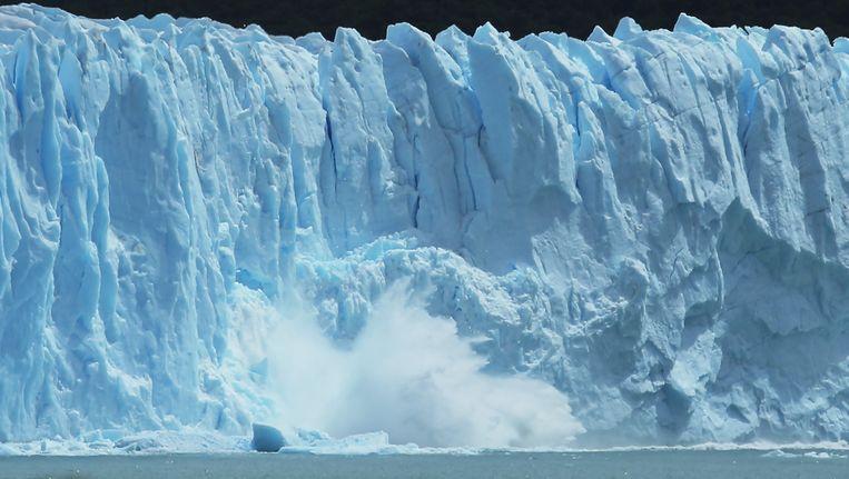 Een gletsjer in Argentinië. Beeld GETTY