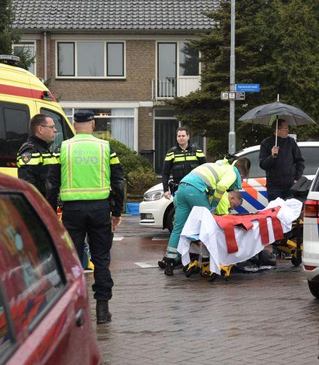 Twee ongelukken binnen een uur in Jasonstraat Eindhoven