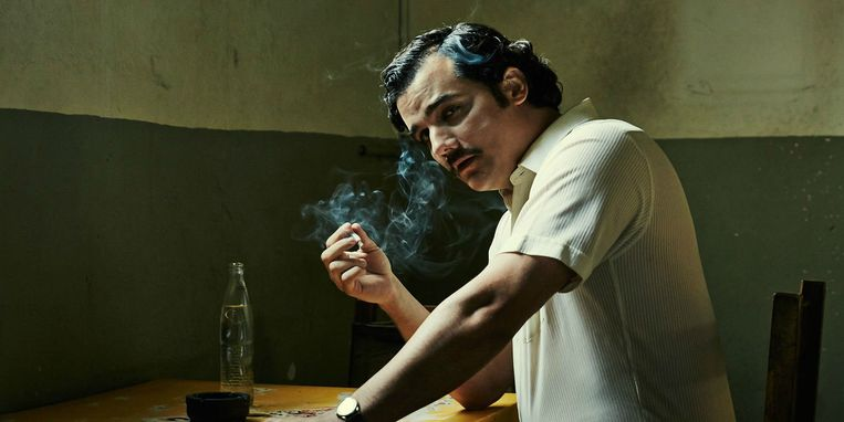 Narcos Beeld Netflix