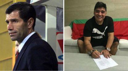 Van Scifo tot Maradona: ook zij combineerden, zoals Preud'homme, meerdere topfuncties bij hun club