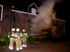Brand verwoest decorstukken musical in Vught