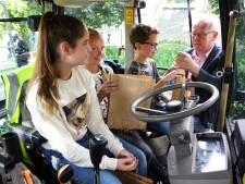 Meerderheid kiest niet voor een zijpad over het landbouwverkeer in Beek, het plan mag verder rijpen