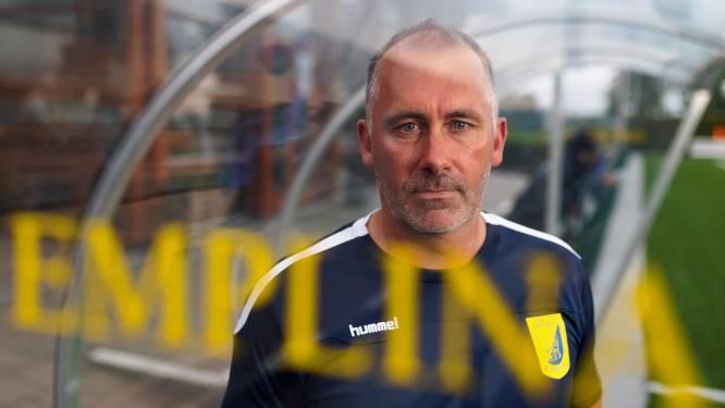 Emplina-trainer Van Bezouwen kon hogerop, maar koos voor Den Bosch: 'Ik heb ook met grote clubs gesproken'