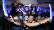 Tomorrowland begint al op vliegtuig: 240 vluchten vanuit 83 luchthavens