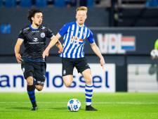 FC Eindhoven lijft 'veelzijdige middenvelder' Brian De Keersmaecker definitief in