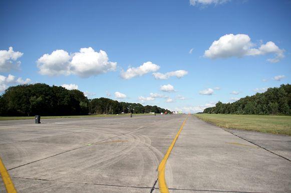 Het vliegveld van Ursel.