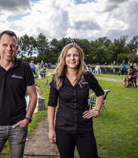 Extreme drukte bij De Broekbeke Visvijvers Geesteren: 'Zijn ook maar nachtvissen gaan aanbieden'