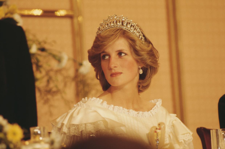 'Diana kón niet alleen zijn: ze wilde voortdurend weten dat er iemand van haar hield' Beeld Getty Images
