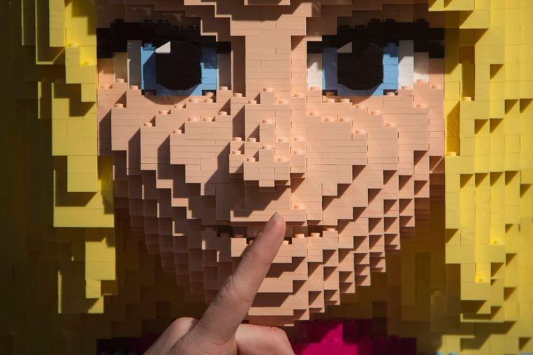 De vraag naar Lego Friends voor meisjes is nauwelijk bij te houden. Beeld REUTERS