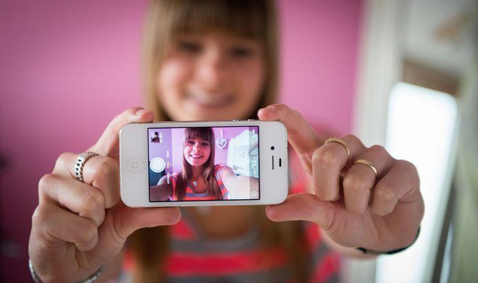 Veel jongeren kochten een iPhone die eigenlijk te duur voor hen was