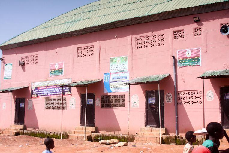 De koranschool in het noorden van Nigeria.