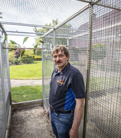 Twentse kleindierhouders vrezen door nieuwe dierenwet voor voortbestaan van hun hobby
