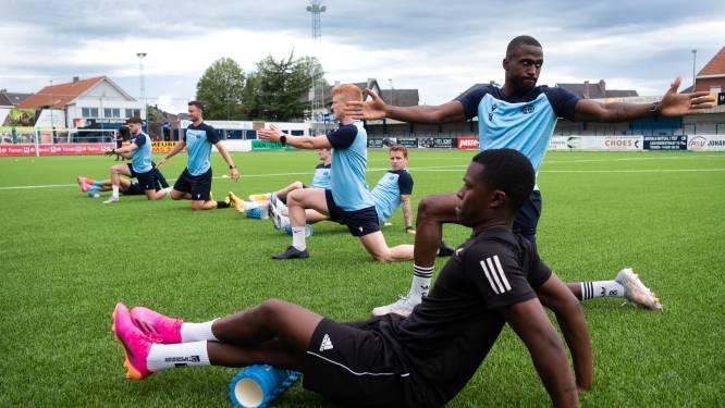 """Flankaanvaller Terry Osei-Berkoe tekent éénjarig contract bij KVK Tienen: """"Hongerig naar competitie"""""""