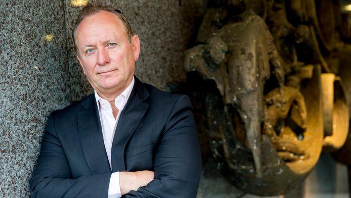 Jan Struijs, voorzitter van de Nederlandse Politiebond