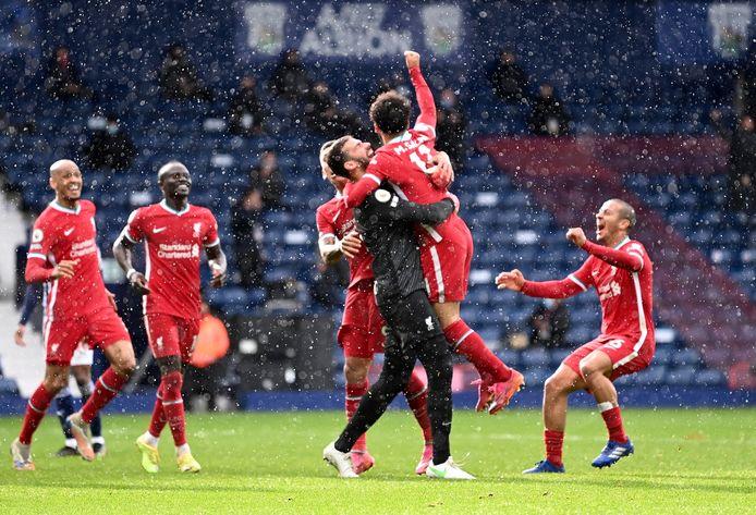 Et si c'était le but qui enverra Liverpool en Ligue des Champions? Réponse dans dix jours.