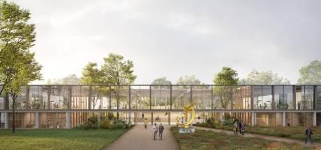 ITC verruilt markantste schoolgebouw van Enschede voor nieuwe huisvesting met binnentuinen en vijvers