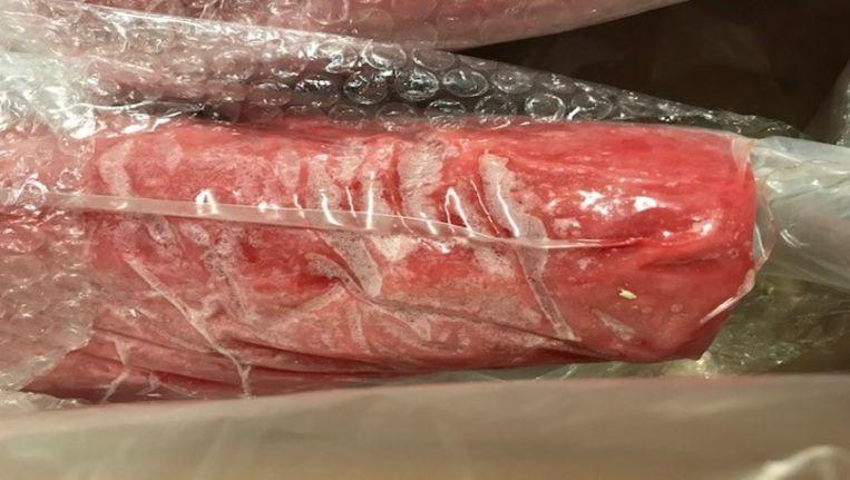 Bewerkte tonijn Beeld FAVV