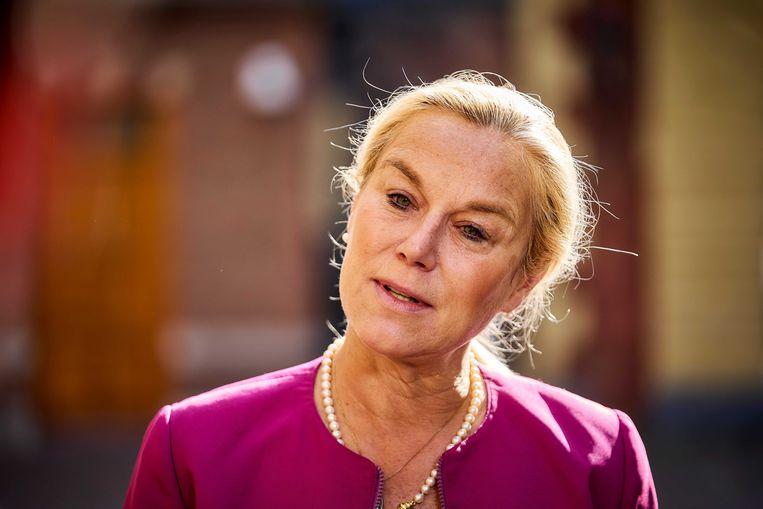 Sigrid Kaag, minister voor buitenlandse handel en ontwikkelingssamenwerking (D66). Beeld ANP