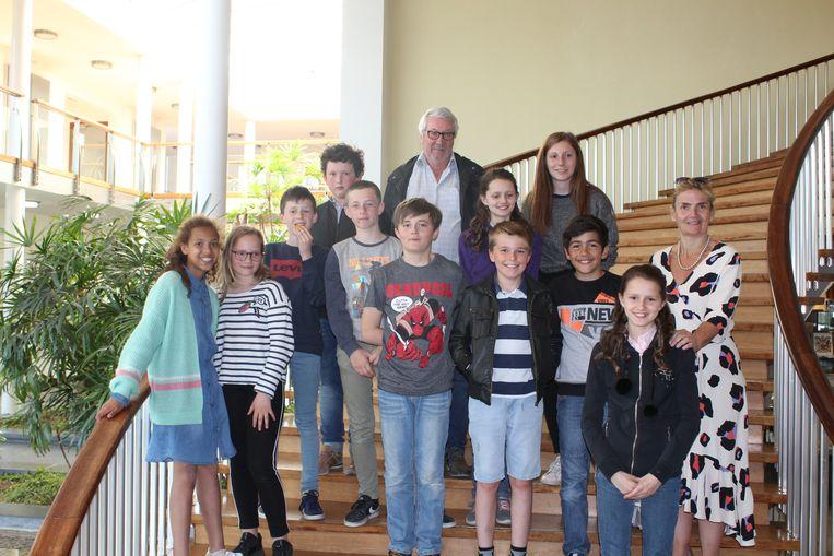 Deelnemers tiener techniekacademie kregen hun diploma