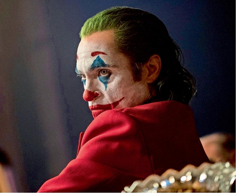 Joaquin Phoenix (Joker) Beeld
