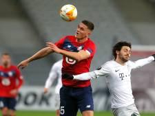 Botman ontwikkelt zich snel in Lille: 'Ik weet niet of ik bij Ajax ook zoveel had gespeeld'