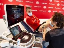 PSV kondigt medische topprimeur aan:  3D-echo van spieren spelers