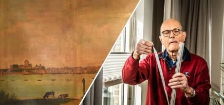 Nieuws gemist? Uniek schilderij van Nijmegen gevonden in de VS en bonje over houtstook in keurige buurt in Dieren