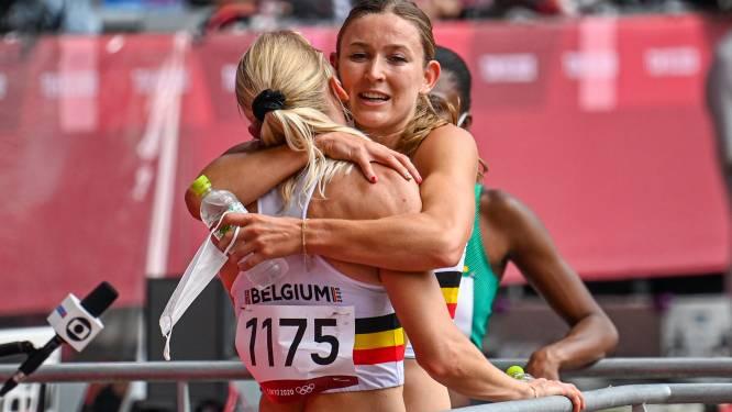 """""""Hoe vaak krijg je de kans om een Belgisch record te lopen? Ik moést er voor gaan"""": Paulien Couckuyt naar halve finale 400m horden in recordtijd"""