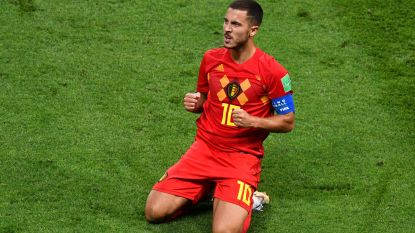 Eden Hazard gaat strijd aan met Bart Swings en Koen Naert voor trofee 'Sportman van het Jaar', Rode Duivels kanshebber voor 'Ploeg van het Jaar'