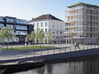 Vismarkt krijgt 'paleis aan het water': bouw nieuwe residentie met autolift start deze zomer
