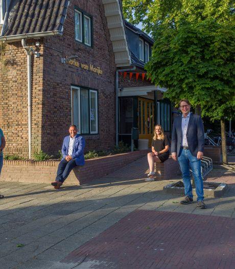 Nieuw bestuur gemeenschapshuis in Deurnes Hofke van Marijke: 'Het is tijd voor het Hofke 2.0'