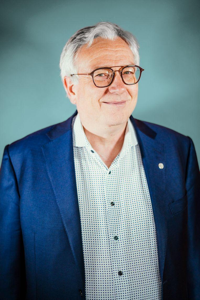 Dirk Devroey. Beeld STEFAAN TEMMERMAN