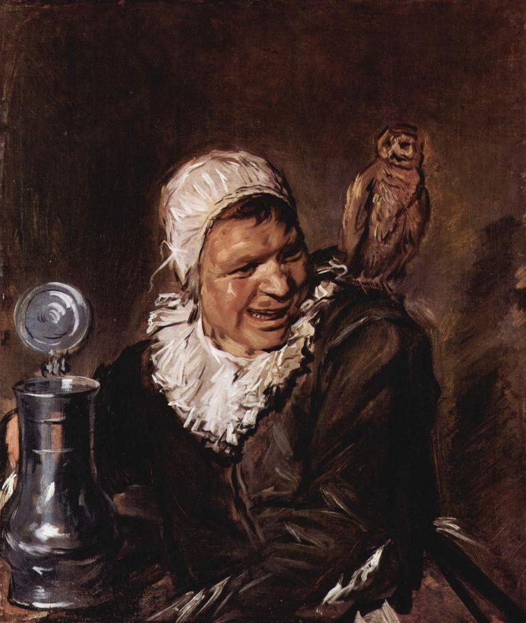 Malle Babbe is een schilderij van Frans Hals. Beeld