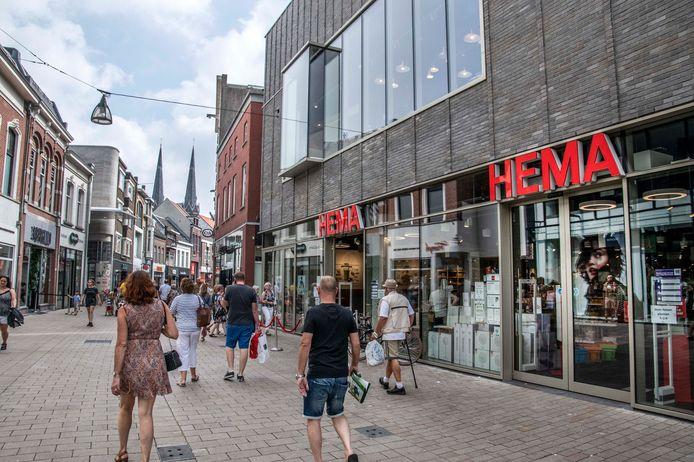 De Hema in Tilburg