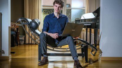 """Vlaamse student mag naar VS met computerprogramma's die mopjes bedenken: """"Robot kan éven grappig zijn als Philippe Geubels"""""""