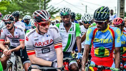 KOERS KORT (23/1). Greipel en co geklopt door 18-jarige snaak in Gabon - Nog meer kans op waaiers in Scheldeprijs, maatregelen na spoorwegincident van vorig jaar