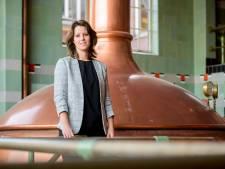 Directeur Dommelsche Bierbrouwerij Lieselotte Kruf: Niets mooier dan bierbrouwen