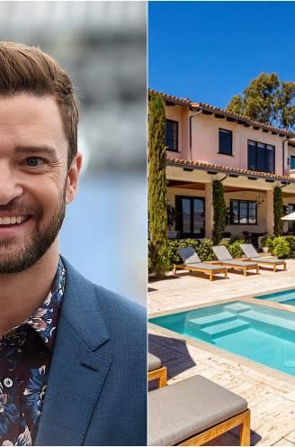 BINNENKIJKEN. Justin Timberlake trekt weg uit Hollywood en zoekt rust na enkele heftige jaren