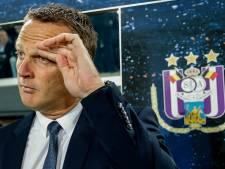 Anderlecht gaat Van den Brom 'nu niet ontslaan'