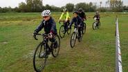 Mountainbikeparcours in overstromingsgebied officieel geopend