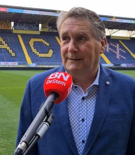 Doel is duidelijk voor technisch directeur Lokhoff bij NAC: 'Elftal wegzetten dat op het hoogste niveau kan acteren'